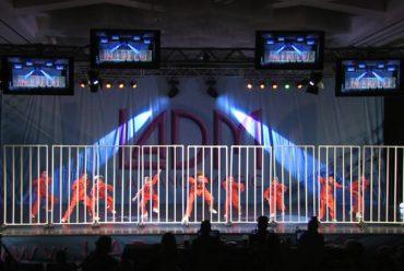 """Extrait de """"la ronde carrée"""" – Danse-thérapie en milieu carcéral"""